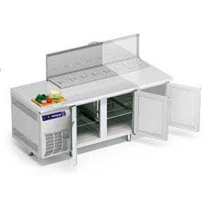 samaref tavoli refrigerati